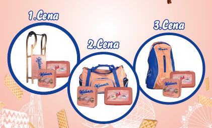 MANNER súťaž o MANNER sánky, tašku a ruksak.