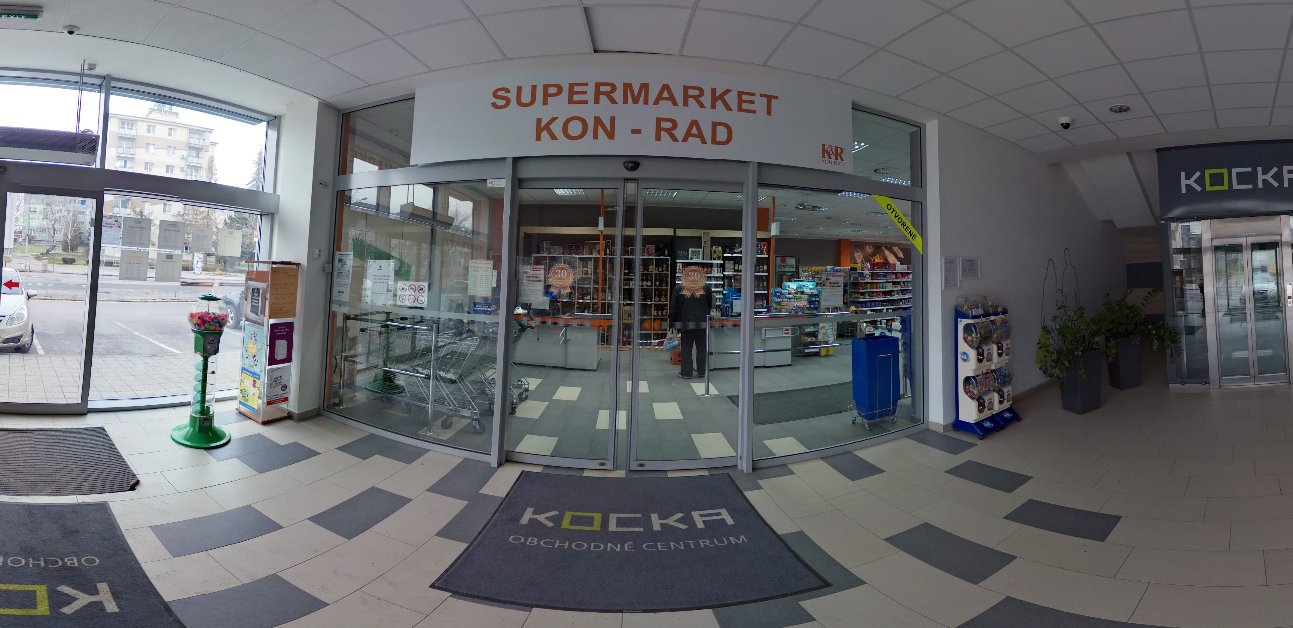 Pracovná ponuka predavač - pokladník, Supermarket KON - RAD Modra