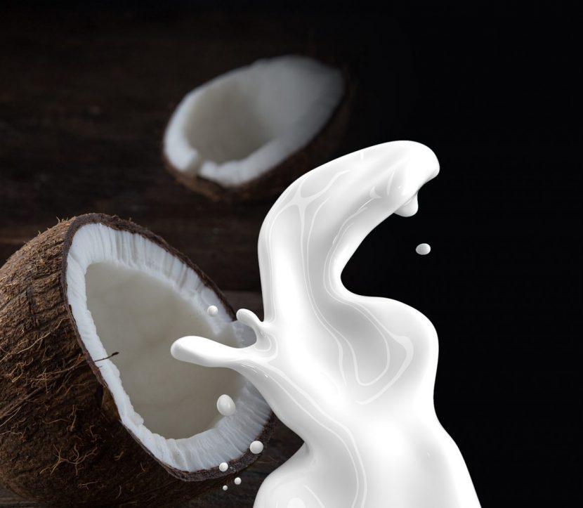 Pozitívne účinky kokosu, kokosové výrobky
