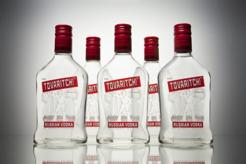 Tovarich Vodka