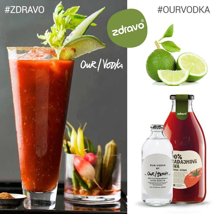 Koktaily, alkohol, nealko nápoje