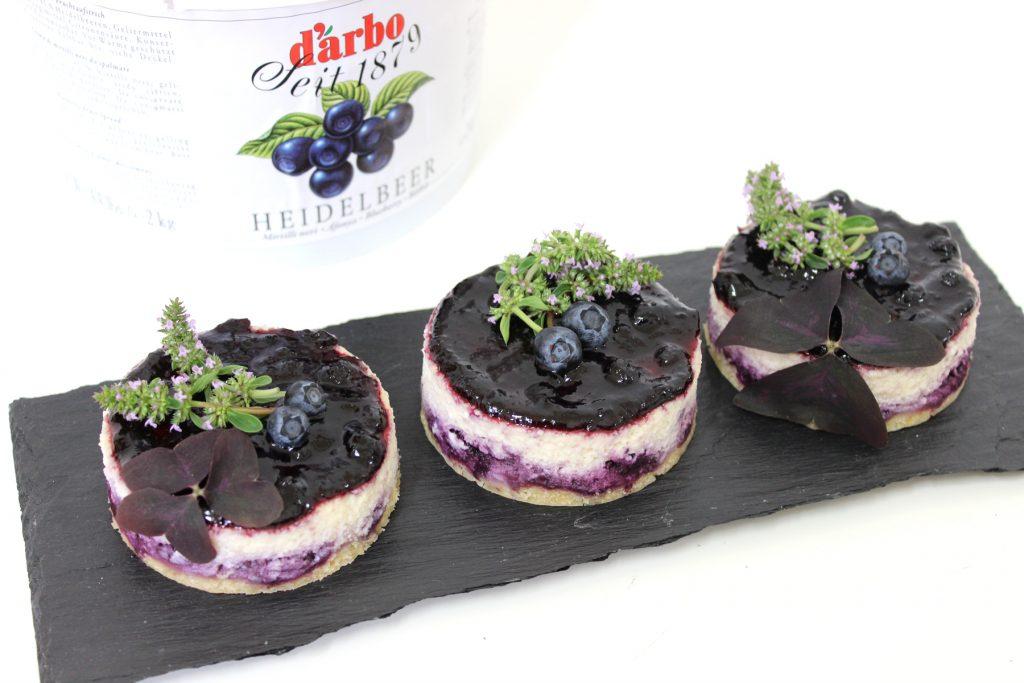 LULUs Bakery čučoriedkové DARBO džemy
