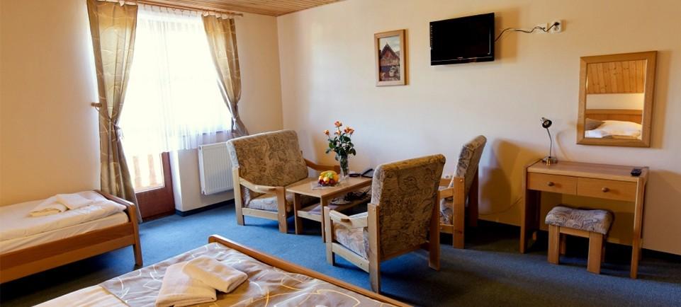 Hotel Gobor ubytovanie