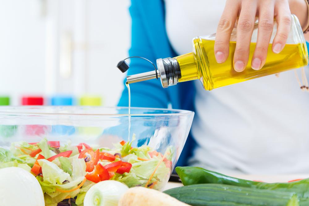 Cauvin oleje do šalátov
