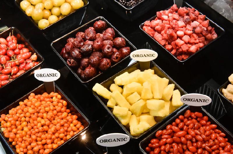 Vegánske a vegetariánske potraviny