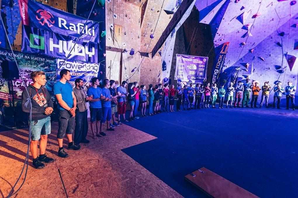 Lezecká stena K2 Bratislava 2