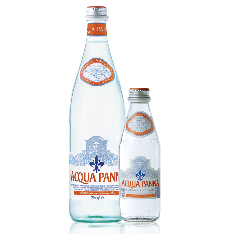neperlivá minerálna voda Acqua Panna