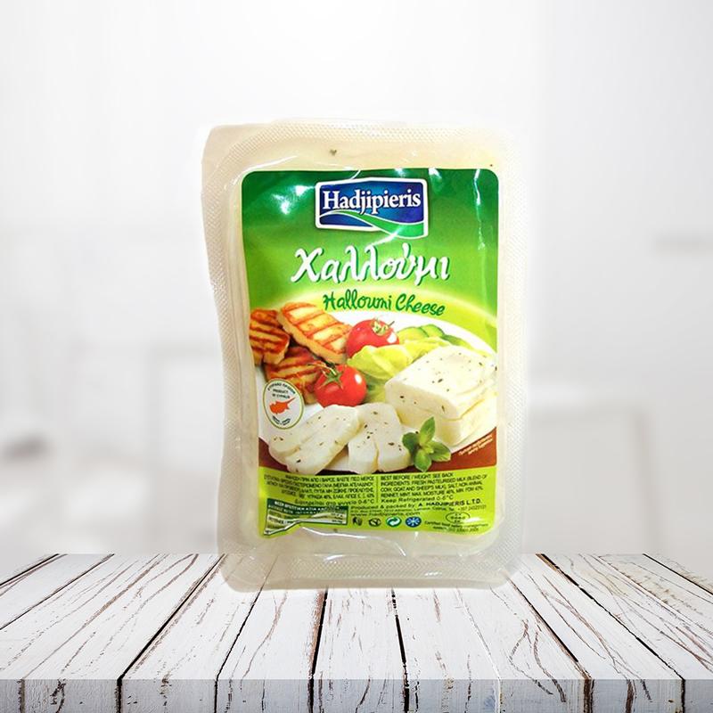 Halloumi, cyperský syr 5