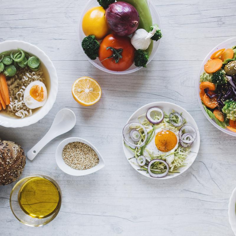vplyv konzumovaných potravín na náš mozog