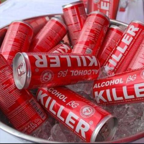 Alcohol Killer zbav sa alkoholu