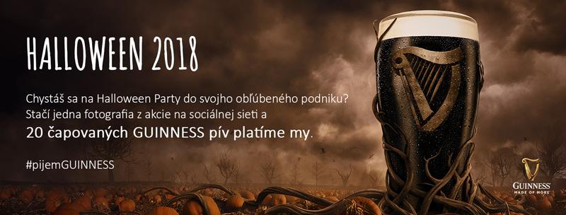 GUINNESS Halloween 2018