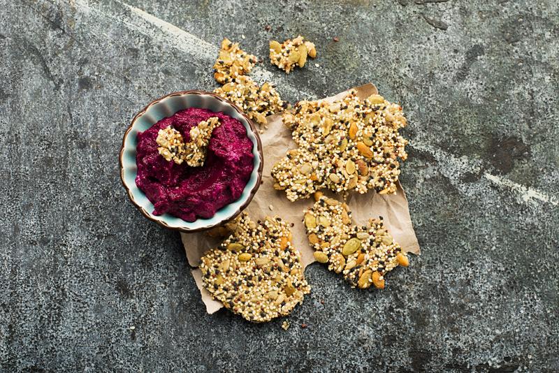 Chrumkavé GLOBUS quinoa koláčiky